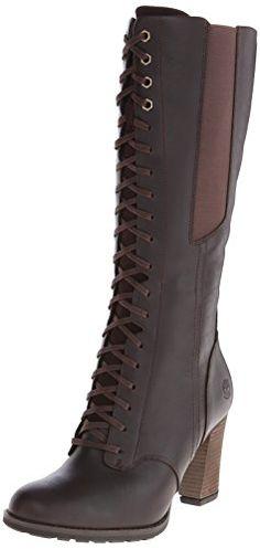 Timberland Women's EK Stratham Heights Tall WP Boot,Brown,5.5 M US Timberland http://www.amazon.com/dp/B00HEPCMIW/ref=cm_sw_r_pi_dp_6ecqub1TN5XZ0