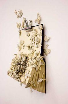 Book Sculpture | book sculpture