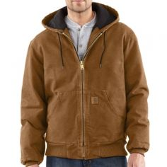 Find the Carhartt Men's Sandstone Active Jacket - Carhartt Brown by Carhartt at Mills Fleet Farm.  Mills has low prices and great selection on all Coats & Jackets.