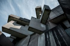Image 15 of 27 from gallery of The Bizarre Brutalist Church that Is More Art than Architecture. © Denis Esakov