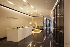 Escritório Louis Vuitton, SP · Vanessa Féres