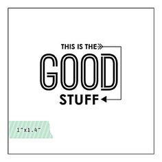 the good stuff by bananafishstudio