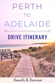 Plan your Perth to Adelaide road trip with this epic drive itinerary. Discover the best things to see in Western Australia and South Australia, how to cross the Nullarbor, camping grounds, costs, distances and fuel stops. Brisbane, Melbourne, Sydney, Australia Beach, Visit Australia, Western Australia, Australia Trip, Australia Crafts, Cairns Australia