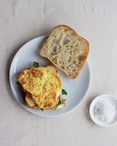 Five-Ingredient Pimenton Potato Sandwich | Big Girls Small Kitchen