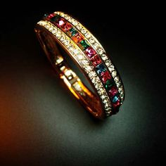 Gullei Trustmart : Bohemian Multicolor Crystal Diamond Girlfriend Bracelet Gift [GTM00441] - $31.00-Couple Gifts, Cool USB Drives, Stylish iPad/iPod/iPhone Cases & Home Decor Ideas