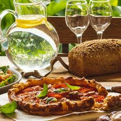 Summertime is all about delicious food to enjoy in the summer sun. Have a look at this menu for inspiration for your next outdoor feast. Summertime, Menu, Yummy Food, Salad, Summer Sun, Baking, Recipes, Outdoor, Inspiration