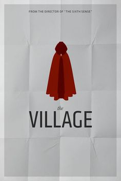 Minimalist movie posters by Pedro Vidotto.