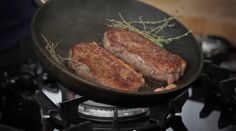 Want to learn how to cook the perfect steak?   Gordon Ramsey is going to teach you