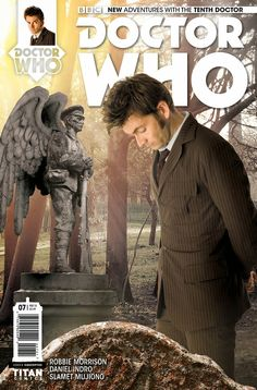 Comic Book Release: Doctor Who - The Tenth Doctor #7 Goes On Sale Today