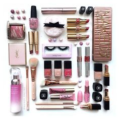 Pink Luxury Cosmetics Situation   @wendy_online ♡♥♡♥♡♥