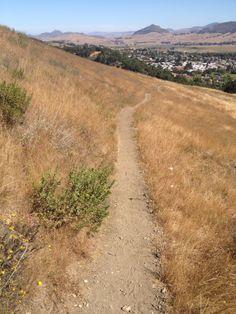 Irish Hills in San Luis Obispo,CA