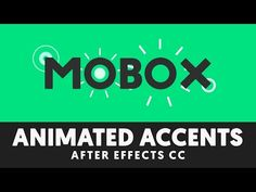 T035 Easy Accent Explosion Tutorial (After Effects CC) - YouTube