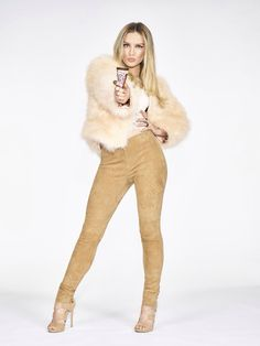 Perrie Edwards for Cornetto