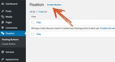 Create Floating Action Button with Pop-up Content for WordPress