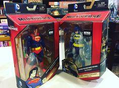 30th #anniversary #batman #thedarkknight #superman #dccomics #mattel #mattycollector by themcguire_review