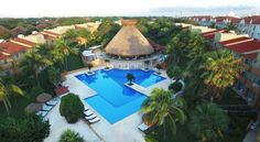 Viva Wyndham Azteca All Inclusive in Playa del Carmen. This All Inclusive Beach Resort in Playa del Carmen will make your vacation unforgettable. Enjoy All Inclusive.Hotel Plaza Playa. #PlayadelCarmen #Travel #Mexico #RivieraMaya