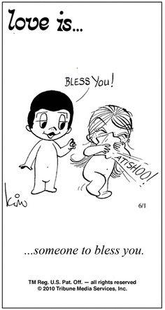 Love Is by Kim Casali | Love Is... on Gocomics.com | Love is... cartoons by Kim Casali