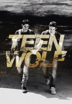 TEEN WOLF!! Scot and stiles