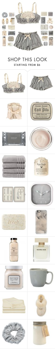 """""""Ascension"""" by gbaby707 ❤ liked on Polyvore featuring Anthropologie, Bliss, Dermalogica, Dr. Sebagh, Christy, John Lewis, Karlsson, Fresh, Casetify and Narciso Rodriguez"""