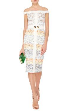 Kara Dress by PETER PILOTTO Now Available on Moda Operandi