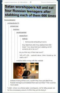 Jeez lol. Love Tumblr