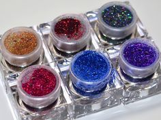 Lit Cosmetics NEW Holographic Glitters