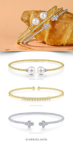 Go bold with dazzling diamond bracelets, stun with sapphire, or choose a subtle piece you can wear every day. Diamond Bracelets, Diamond Jewelry, Bangle Bracelets, Bangles, Fine Jewelry, Unique Jewelry, Gold Fashion, Fashion Bracelets, Sapphire