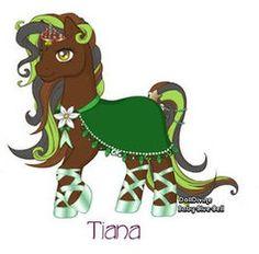 My Little Pony: Tiana by Morgwaine