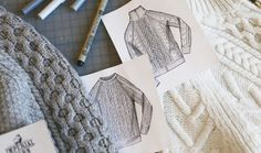 Behind the Design: Imperial Stock Ranch wool sweaters - Read more at our blog.
