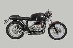 """C59R Cafe Racer Motorcycles: BMW R100RS """"The First One"""""""