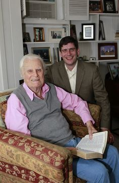 Billy Graham Turns 95 — Grandson Shares Lesson Learned