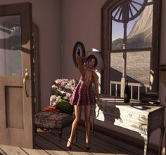 #secondlife My little summer dress - https://secondsocial.eu/my-little-summer-dress/