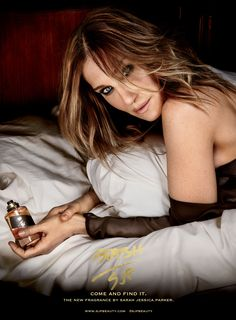 Sarah Jessica Parker Just Launched Her Sexiest Scent Yet from InStyle.com