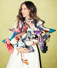 Total crush | SJP #shoes