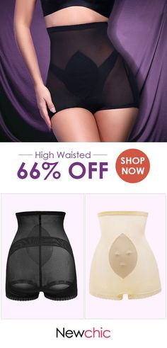 e28d2e3cd62 High Waisted Magnetic Therapy Warm Uterus Tummy Control Panties  panties   shapewear  bodysuit