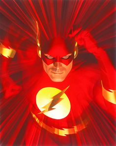 Alex Ross - Flash