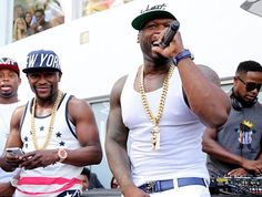 50 Cent might just have 50 cents left with him
