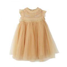 Becca Khaki Vintage Dress