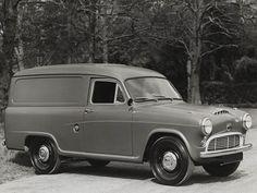 Austin A55 Cambridge Van (1957 – 1973).