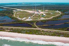 Sea Level Rise Hits Home at NASA :  : Feature Articles : NASA Earth Observatory