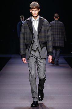 Ermenegildo Zegna | Fall 2014 Menswear Collection |