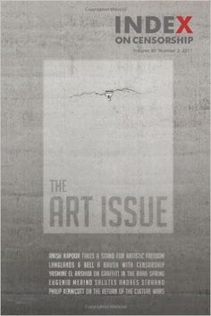 Art Attack (Index on Censorship): Jo Glanville: 9781446222478: AmazonSmile: Books Books, Art, Art Background, Libros, Book, Kunst, Performing Arts, Book Illustrations, Libri
