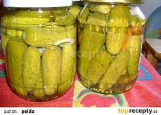 Pickles, Cucumber, Canning, Food, Recipes, Essen, Recipies, Meals, Ripped Recipes