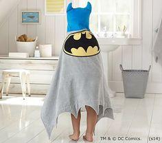 BATMAN™ Bath Wrap #pbkids