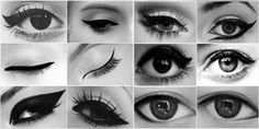 Have you always wanted to achieve that beautiful cat eye look with your eyeliner? If you're having a hard time, there are some easy cat eyes makeup tips you can try out. These tips will help you achieve the look every time in a matter of minutes. Asian Eye Makeup, Cat Eye Makeup, Eye Makeup Tips, Makeup Tools, Beauty Makeup, Hair Makeup, Eyeliner Makeup, Makeup Ideas, Top Eyeliner
