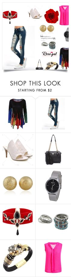 """""""Rosegal Beautiful Yes"""" by ibur-7snowflakes ❤ liked on Polyvore"""