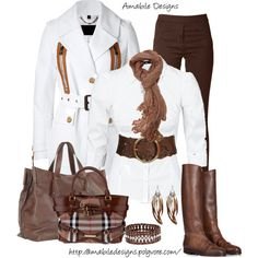 """""""Business Casual"""" by amabiledesigns on Polyvore"""