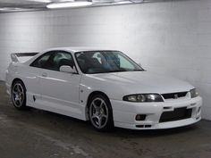 1995 Nissan Skyline R33 2.6 GTR TWIN TURBO 4WD Modified