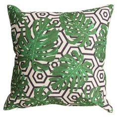 Monstera Cushion Cover