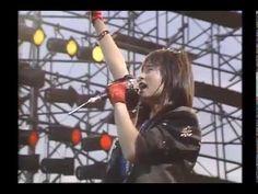 白井貴子&Crazy Boys『Rabbit Footをつかまえて』NEXT GATE LIVE1986
